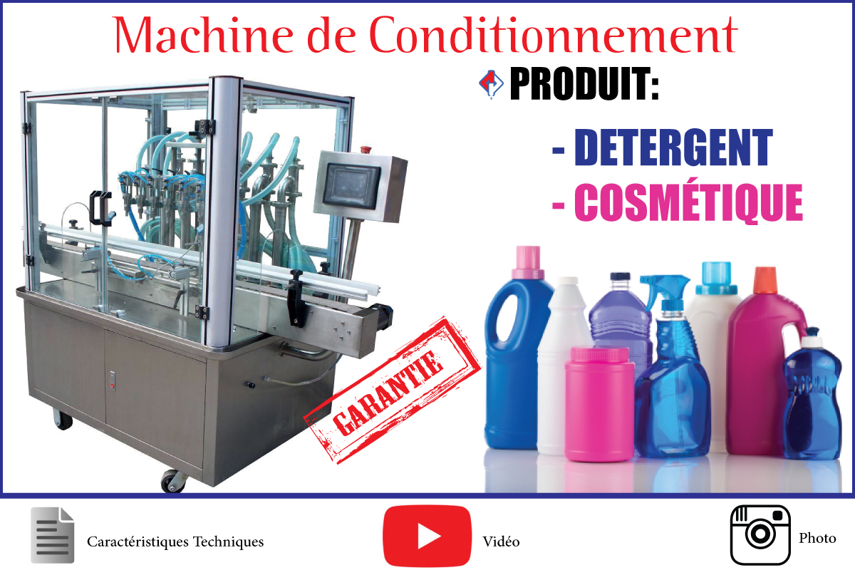 Machine d emballage maroc
